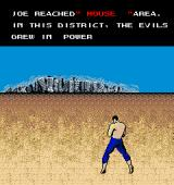 Knuckle Joe Arcade The story starts