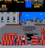Knuckle Joe Arcade Fighting
