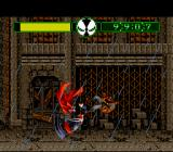 Todd McFarlane's Spawn: The Video Game SNES A spinning move