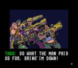 Todd McFarlane's Spawn: The Video Game SNES A mid game sequence