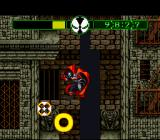 Todd McFarlane's Spawn: The Video Game SNES You must avoid the crosshair