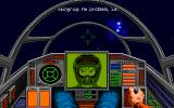 Wing Commander II: Vengeance of the Kilrathi - Special Operations 1 DOS Receiving a message from Stingray