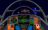 Wing Commander II: Vengeance of the Kilrathi - Special Operations 1 DOS Fralthra in sight