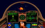 Wing Commander II: Vengeance of the Kilrathi - Special Operations 1 DOS Intercepting some pirate ferrets