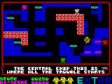 Pi-In'Ere ZX Spectrum Level 1: The last three.