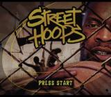 Street Hoops PlayStation 2 The title screen comes at the end of the video montage