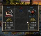 Street Hoops PlayStation 2 Quickstart: This is the 'Play Now' option. The first decision to make is which team to play as