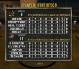 Street Hoops PlayStation 2 in-game player statistics