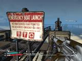 Borderlands: The Secret Armory of General Knoxx Windows The boat launch don't work, but it shows there once was water under the bridges.