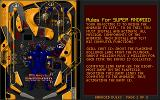 Epic Pinball DOS Rules of Super Android