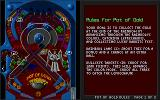 Epic Pinball DOS Rules of Pot of Gold