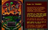 Epic Pinball DOS Rules of Pangea