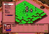 Rings of Power Genesis Talking to NPCs. Lots of choices here
