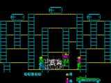 Bear Bovver ZX Spectrum When the bomb explodes any enemies that are in the smoke are killed