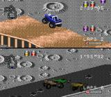 RPM Racing SNES Moon track? Maybe.