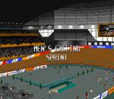 International Track & Field 2000 PlayStation Introducing... Men's Cycling Sprint.