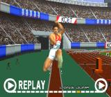 International Track & Field 2000 PlayStation Long Jump Replay.