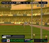 International Track & Field 2000 PlayStation Nops. Shitty tension.