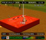 International Track & Field 2000 PlayStation ...and that's the result. Foul.