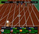 International Track & Field 2000 PlayStation 100m again. Don't feel like going this time. Sorry.