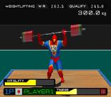 International Track & Field 2000 PlayStation Use steroids next time.