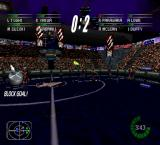 Professional Underground League of Pain PlayStation Camera mode: TV Cam Low ... Block Goal!