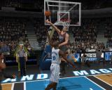 NBA 2K3 PlayStation 2 This shot comes from a slow motion action replay