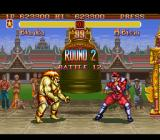 Super Street Fighter II SNES Get ready to close the match against M. Bison