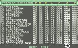 1st Division Manager Commodore 64 League Table
