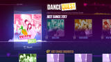 Just Dance 2017 Windows Browsing challenges in the Dance Quest mode.