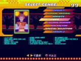 Dance Dance Revolution: 4th Mix PlayStation These genres contains different songs for each character.