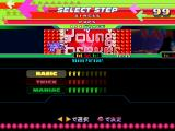Dance Dance Revolution 4th Mix PlayStation After selecting a song, you must select step difficulty.