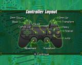 Ben 10: Protector of Earth PlayStation 2 On the main menu there is an Options option. Selecting that gives further options, one of which is to view the controller configuration. This cannot be changed