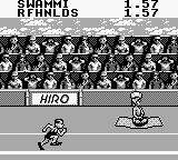 Track Meet Game Boy Flying carpet.