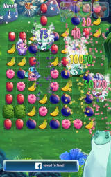 Fruit Nibblers Android A large chain
