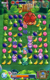 Fruit Nibblers Android Another boss fight