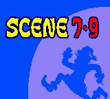 The Grinch Game Boy Color Introducing Scene 7-9.