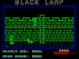 Black Lamp ZX Spectrum There are many different enemies including witches and dogs