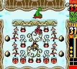 The Grinch Game Boy Color Scene 4-1. Racing!