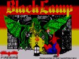 Black Lamp ZX Spectrum Loading Screen
