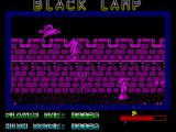 Black Lamp ZX Spectrum Birds fly past you dropping skulls which explode