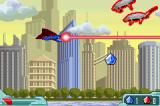 Superman Returns: Fortress of Solitude Game Boy Advance Using heat vision.