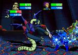 Guardian Heroes SEGA Saturn Boss fight late in the game