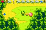 Frogger's Adventures 2: The Lost Wand Game Boy Advance Touch of Death, something like that.