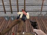 Western Outlaw: Wanted Dead or Alive Windows This lack of clipping is killing me!