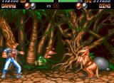Body Blows Galactic Amiga Danny fights Dino on Gellorn-5.