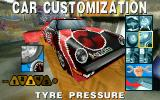 Screamer 2 DOS Customize you car