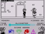 Andy Capp ZX Spectrum Your wife doesn't look happy with you