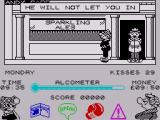 Andy Capp ZX Spectrum The pub is the place to go to top up your alcometer but this man wont let you past