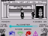 Andy Capp ZX Spectrum The police dont take to kindly to you fighting in the street